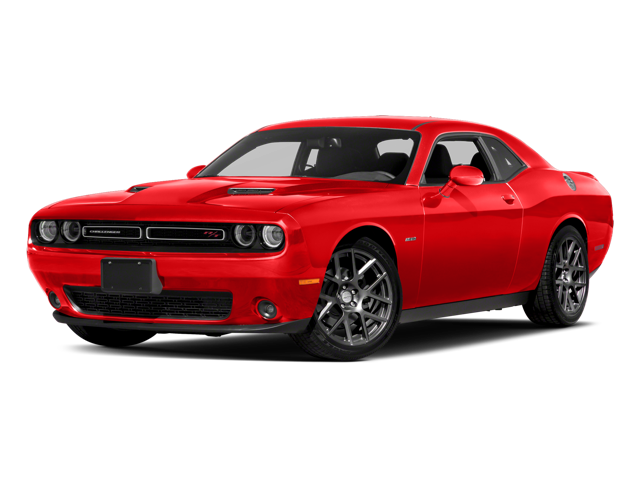 2018 Dodge Challenger white background