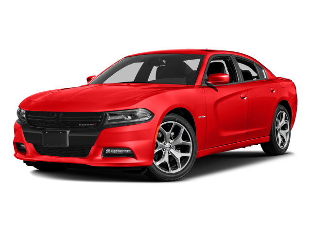 2018 Dodge Charger white background