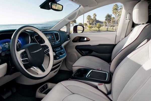 2018 Chrysler Pacifica Entertainment