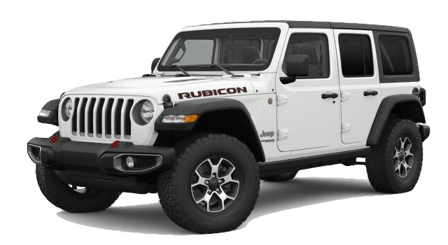 White 2018 Jeep Wrangler Unlimited Rubicon