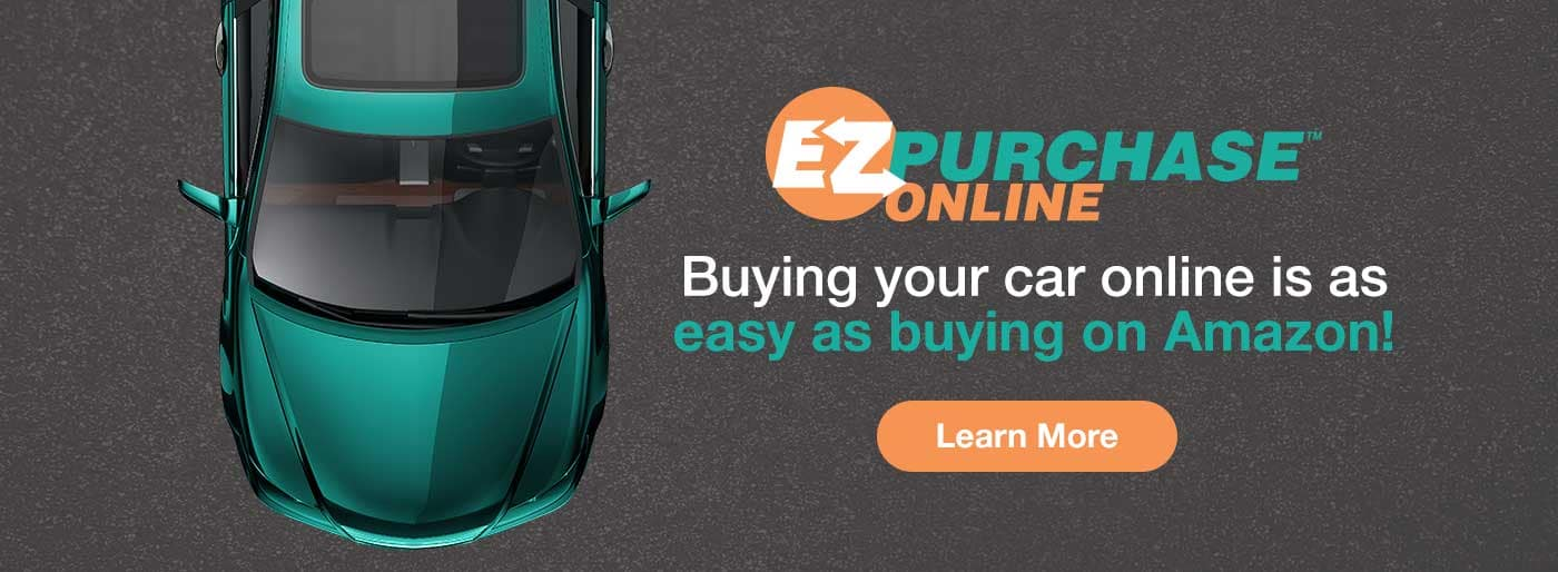 EZPurchase Online - Buying your car online is as easy as buying on amazon!