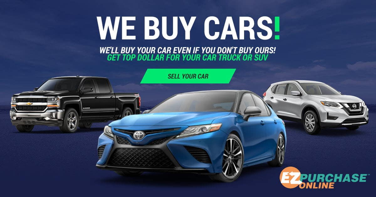 We Buy Cars near Palm Coast, FL header