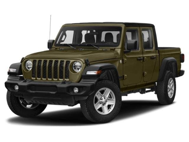 New 2021 Jeep Gladiator Sport Lease