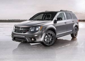 Gray Dodge Durango