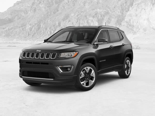 Lease a New 2018 Jeep Compass Limited 4x4 for $117/mo!