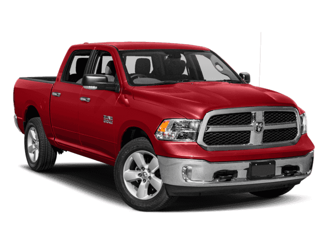 Lease a New 2018 Ram 1500 Big Horn Crew Cab 4x4 for $117/mo!