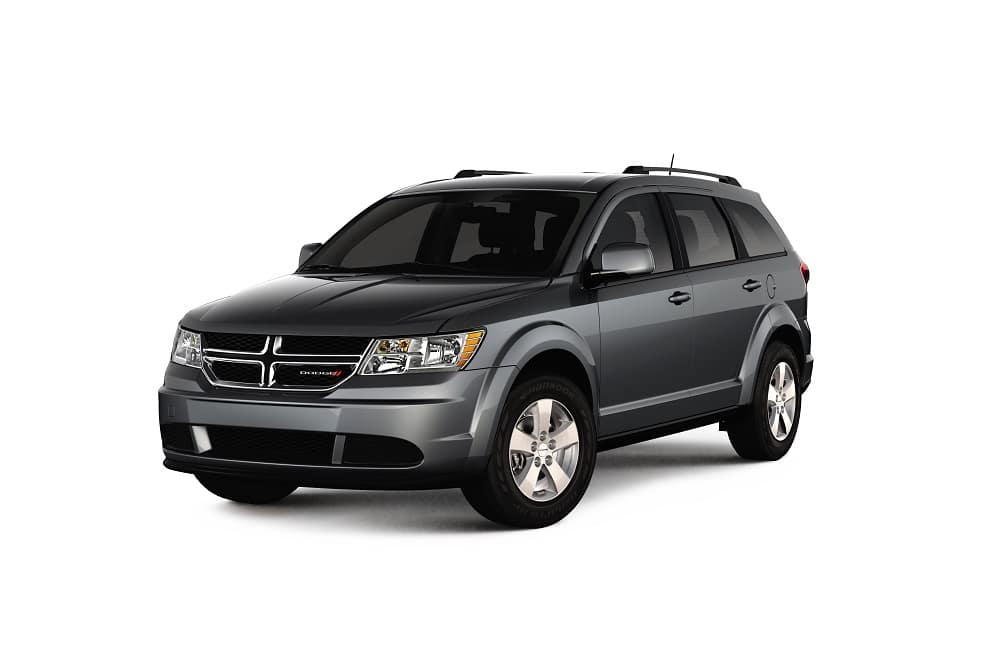 2019 Dodge Journey in Granite