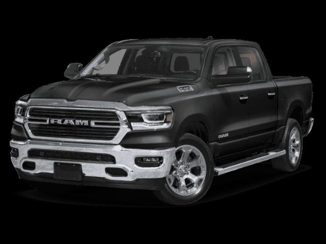 NEW 2020 RAM 1500 BIG HORN CREW CAB 4X4 5'7