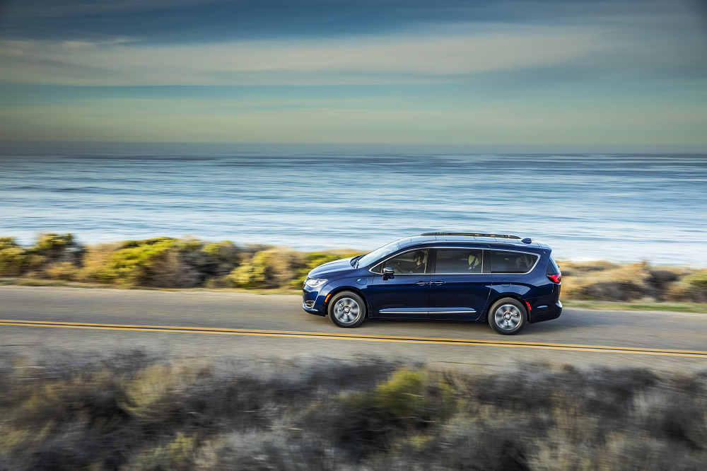 2018 Chrysler Pacifica Trim Levels