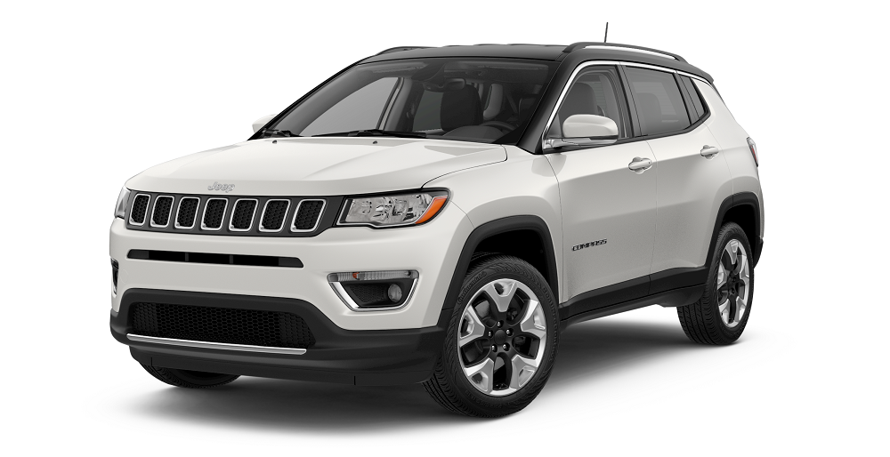 2018 Jeep Compass White