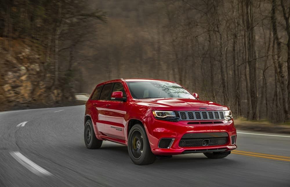 2019 Jeep Grand Cherokee Technology