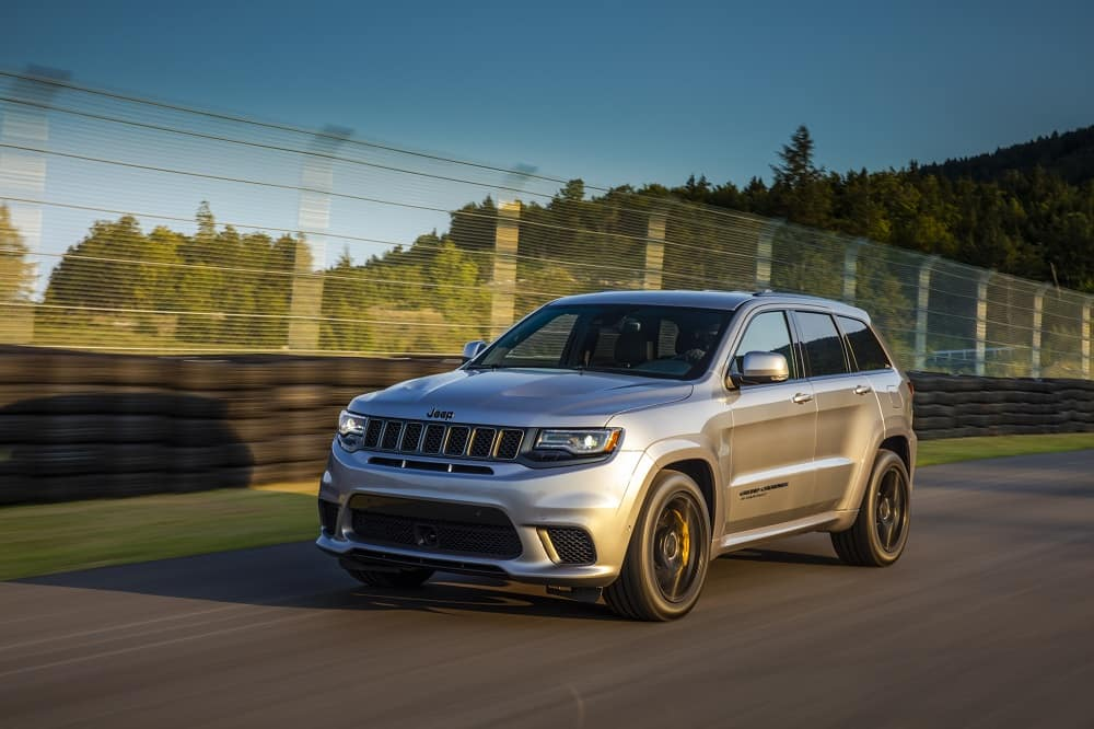 2019 Jeep® Grand Cherokee Trackhawk