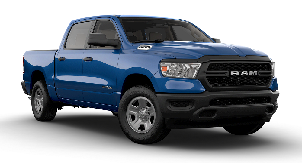 2019 Ram 1500 Blue Streak for Sale