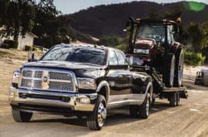 Ram Commercial Trucks Detroit
