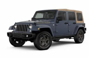 2019 Jeep Wrangler Rhino Trim Levels
