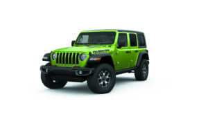 2019 Wrangler Unlimited Rubicon Mojito