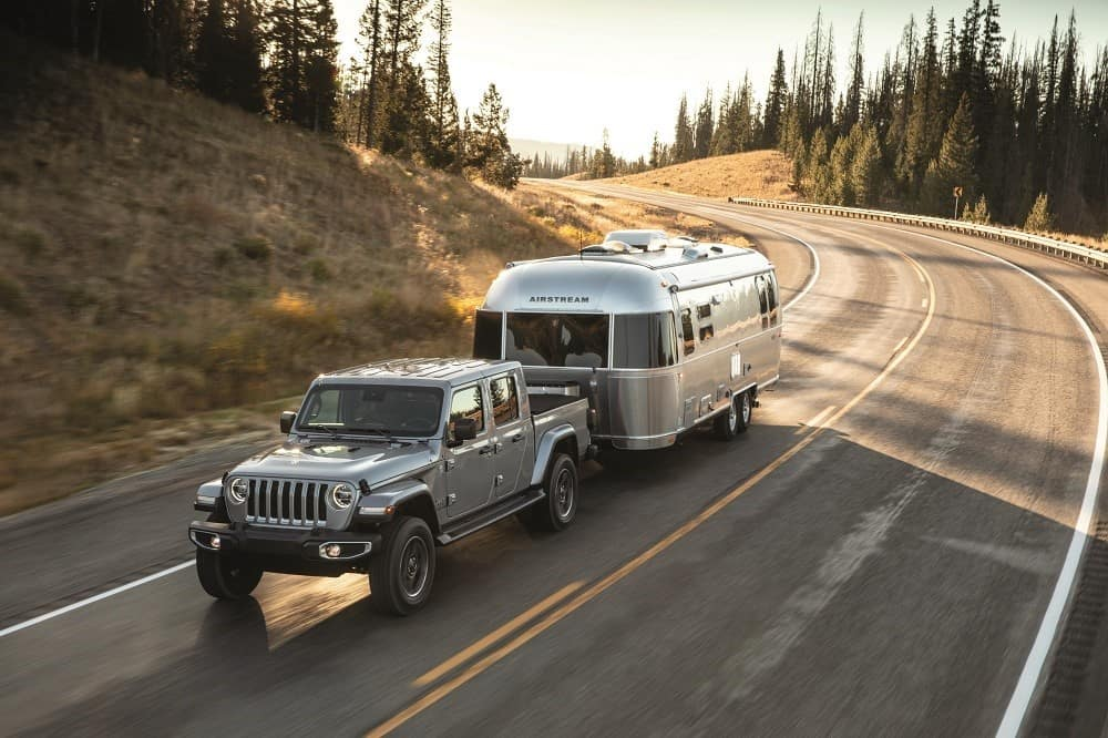 2020 Jeep Gladiator Towing Richmond, MI