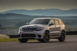 2020 Jeep Grand Cherokee Performance