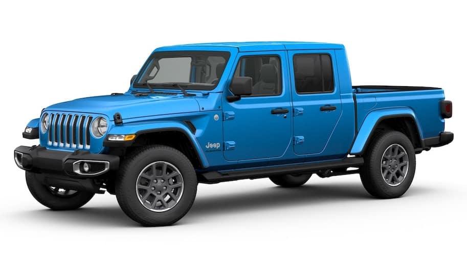 Gladiator 4X4 Hydro Blue Pearl