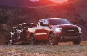 2020 Ram 1500 Towing and Payload Capacities
