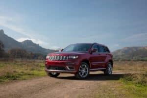 2020 Jeep Grand Cherokee Summit near Detroit MI