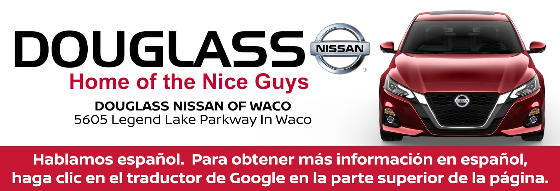 Used Cars Waco Tx >> Douglass Nissan Of Waco Nissan Dealer Serving Woodway