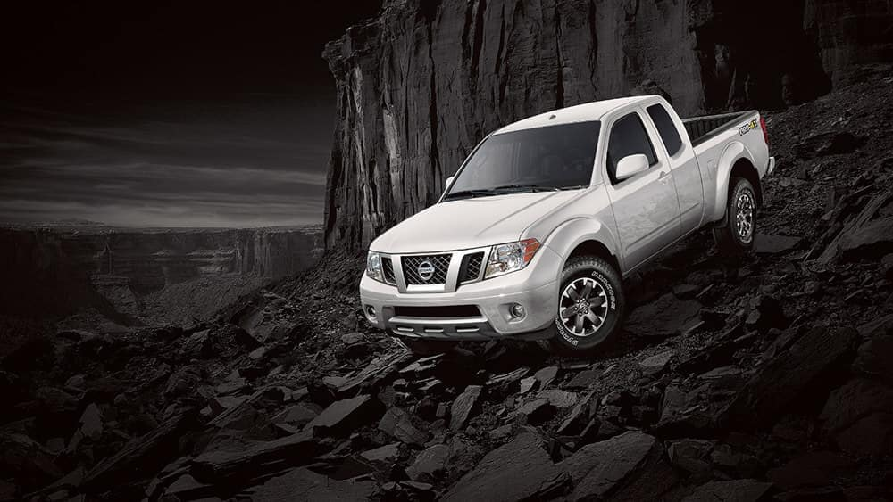 2019 Nissan Frontier White