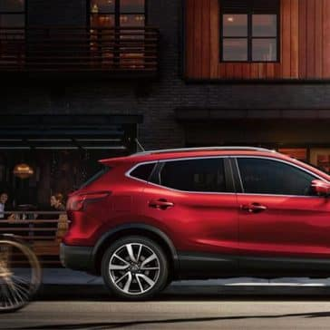 2019 Nissan Rogue in The City