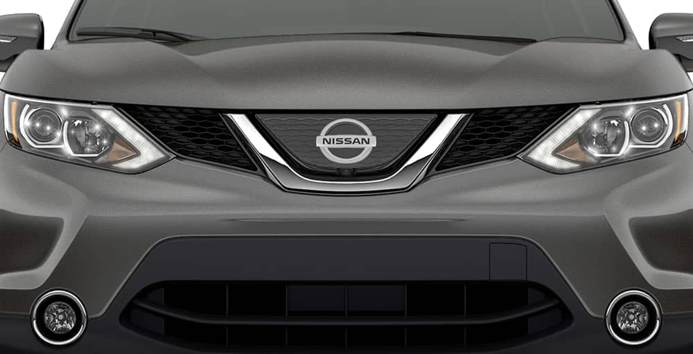 2019 Nissan Rogue Grill