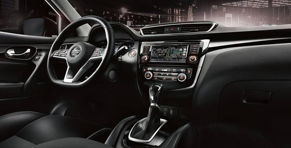 2019 Nissan Rogue Interior