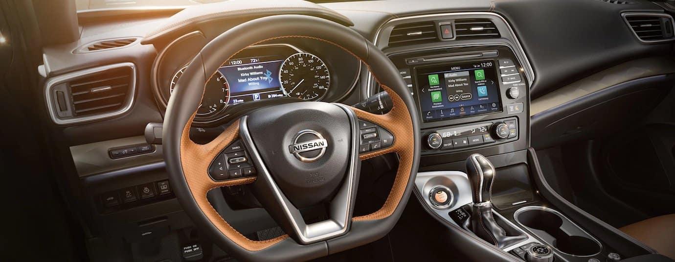 2020 Nissan Maxima Steering