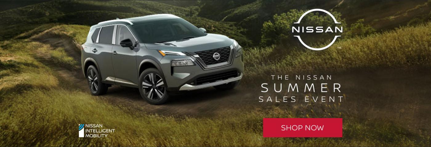Douglass Nissan Summer Sales 2021 – 2