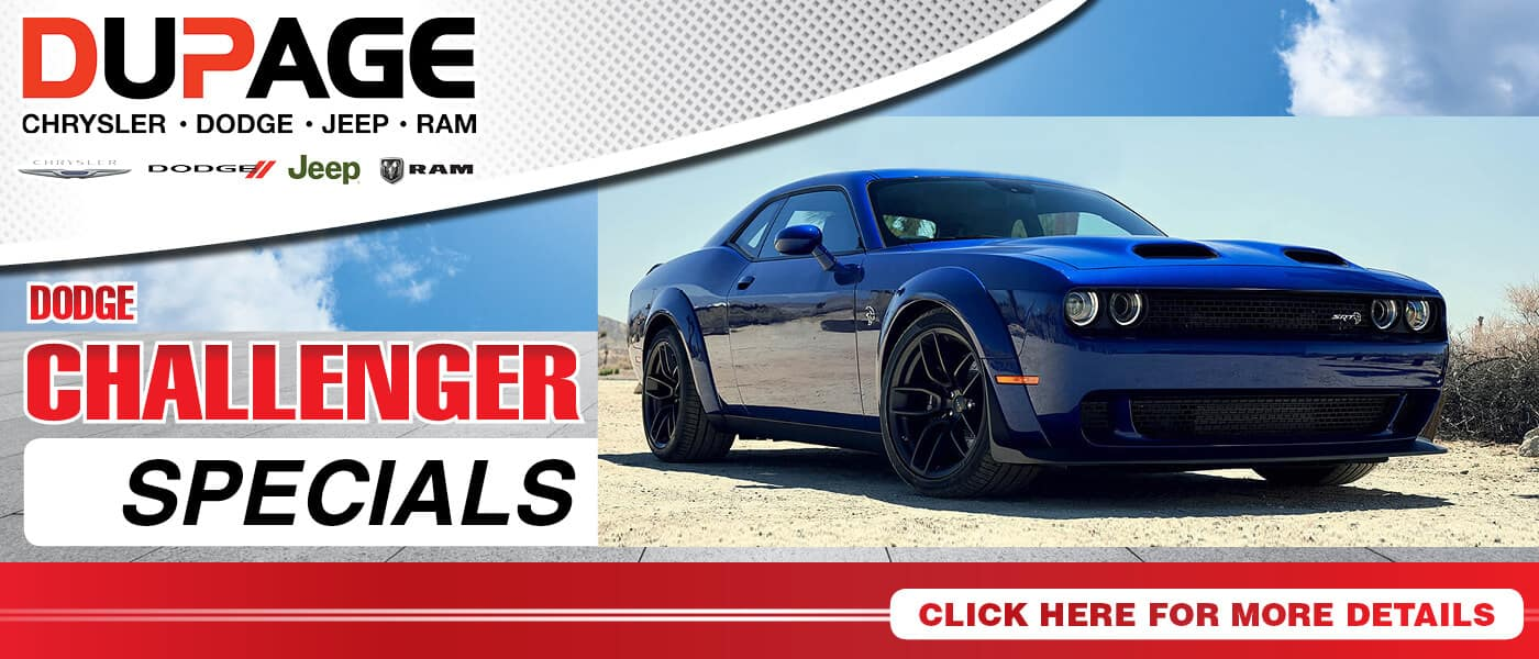 2019 Dodge Challenger Specials in Glendale Heights, IL