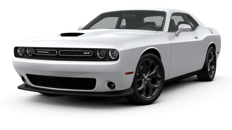2019 Dodge Challenger GT - White Knuckle
