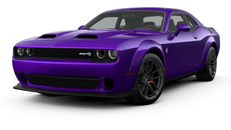 2019 Dodge Challenger SRT Hellcat Widebody - Plum Crazy
