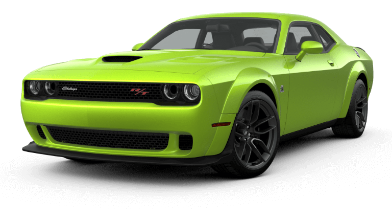 2019 Dodge Challenger R/T Scat Pack Widebody - Sublime