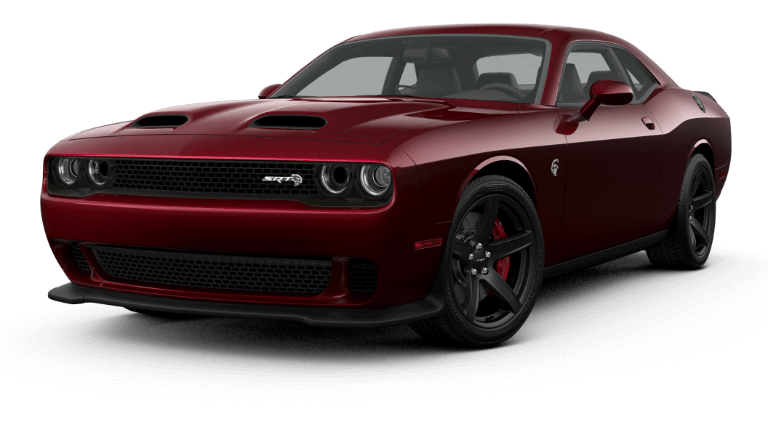 2019 Dodge Challenger SRT Hellcat - Octane Red