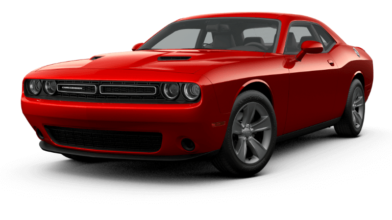 2019 Dodge Challenger SXT - Tor Red