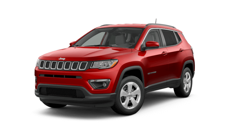 2019 Jeep Compass Latitude - Redline