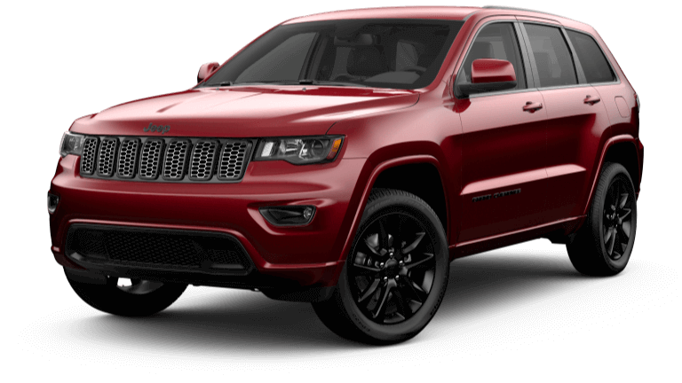 2019 Jeep Grand Cherokee Altitude - Velvet Red