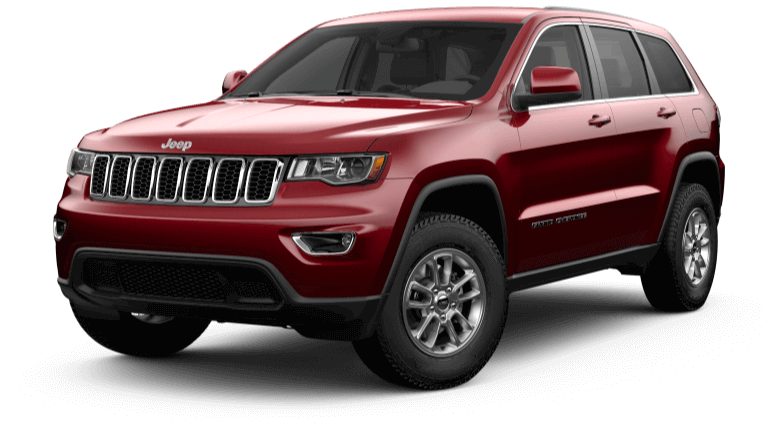 2019 Jeep Grand Cherokee Loredo - Velvet Red