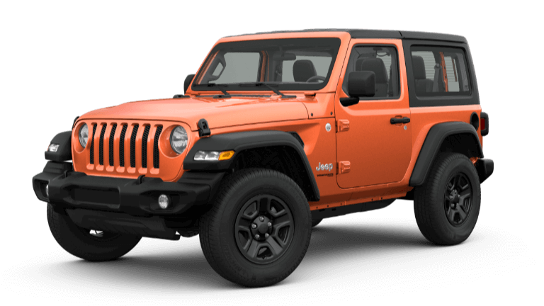 2019 Jeep Wrangler Unlimited Sport - Punkn