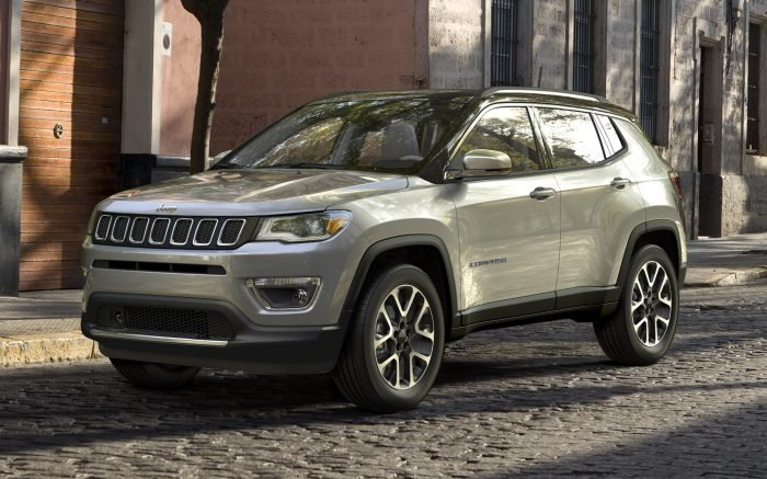 All New 2017 Jeep Compass Chicago IL