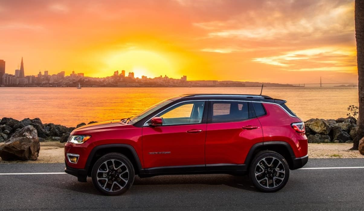 Denver Colorado - 2018 Jeep Compass's Exterior
