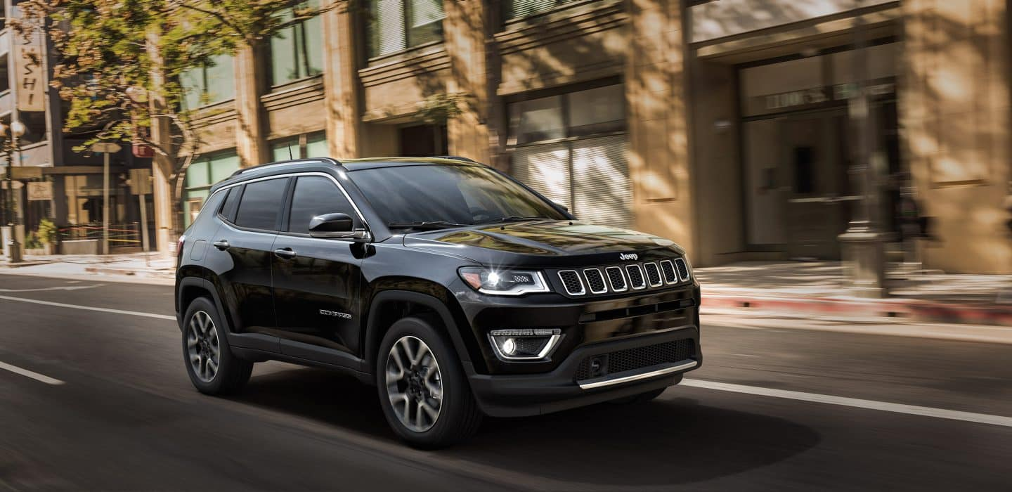 St Charles IL - 2018 Jeep Compass OVERVIEW