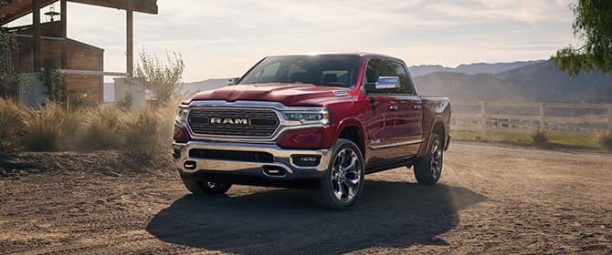 2019 Ram 1500 Model Trim Options
