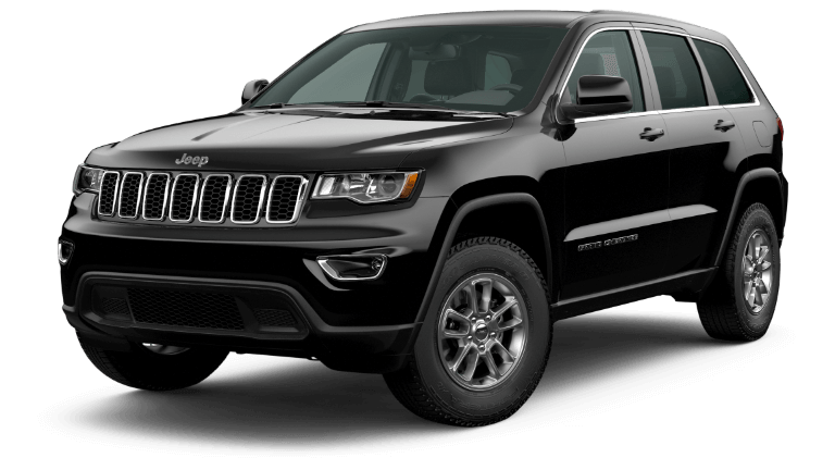 2020 Jeep Grand Cherokee Loredo - Black