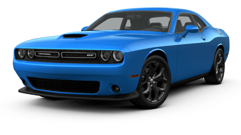 2019 Dodge Challenger GT - Kinetic Blue
