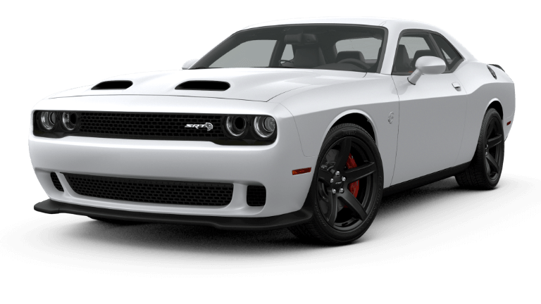 2019 Dodge Challenger SRT - Kinetic Blue