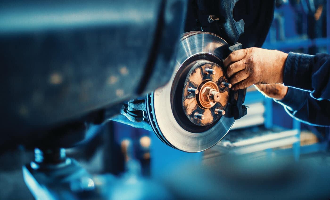 Mechanic Brakes iStock